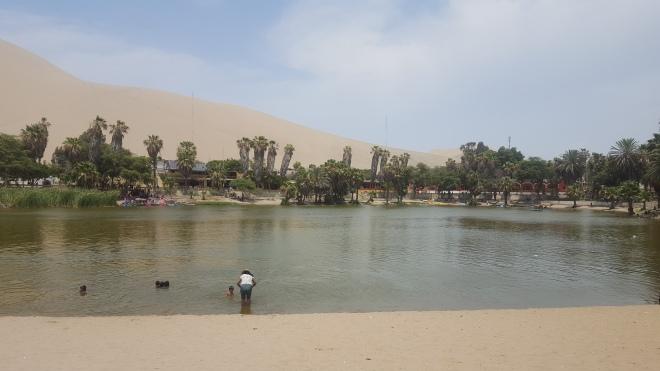 huacachina amazing desert oasis in Peru, best backpacker Peru, top destination Peru,