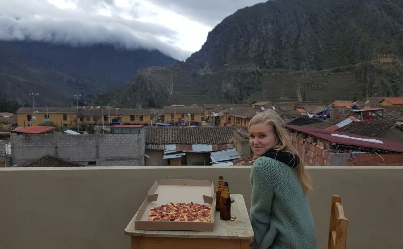 Beautiful Ollantaytambo, your must-visit place before MachuPicchu.