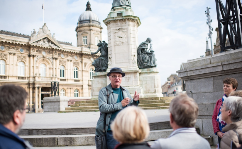 A guided walk of Hull Old Town | Walks inHull