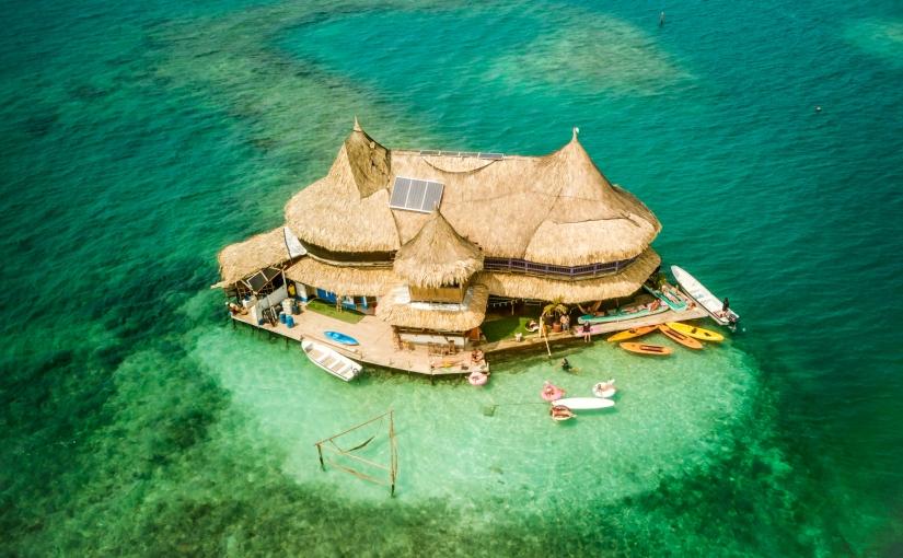 Casa en el Agua – The coolest hostel in theworld?