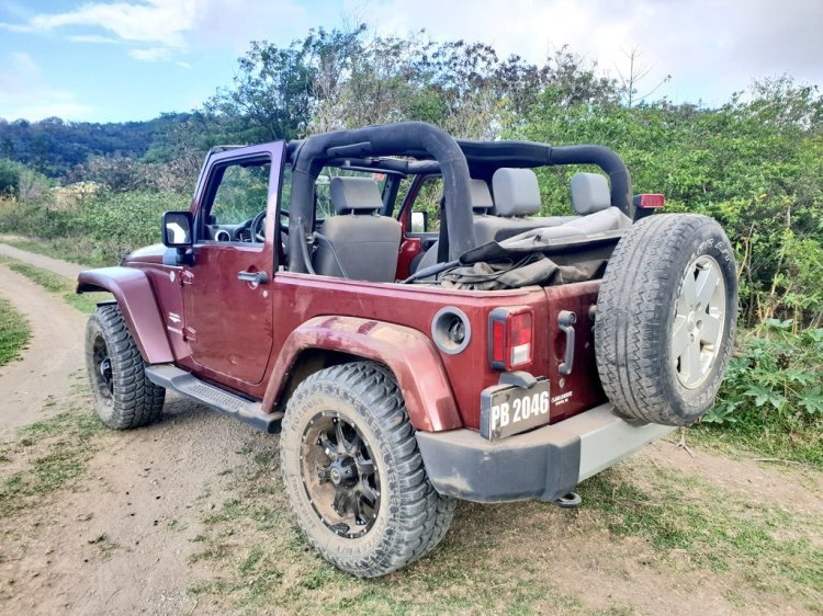 jeep safari st kitts, jeep rental st kitts,  what to do in st kitts, st kitts guide, st kitts itinerary,