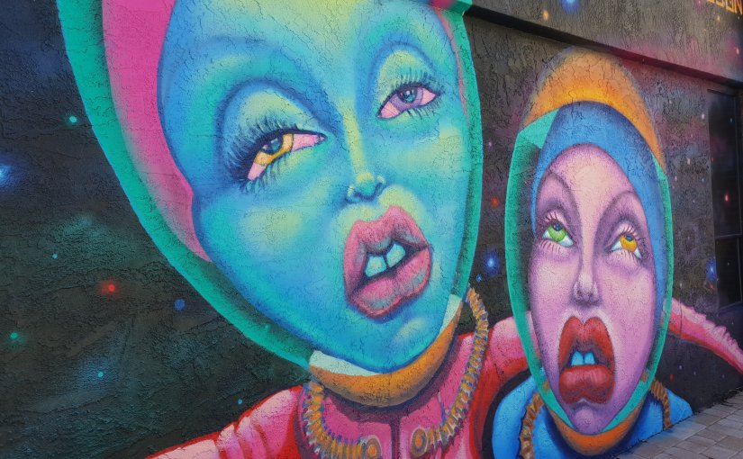 Street Art in Downtown St Petersburg Florida | Free things to do in downtown St Petersburg, Fl